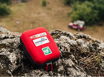 defibrylator AED przenośny